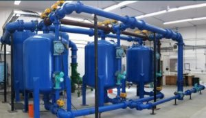 Water - Filtration Plant 3